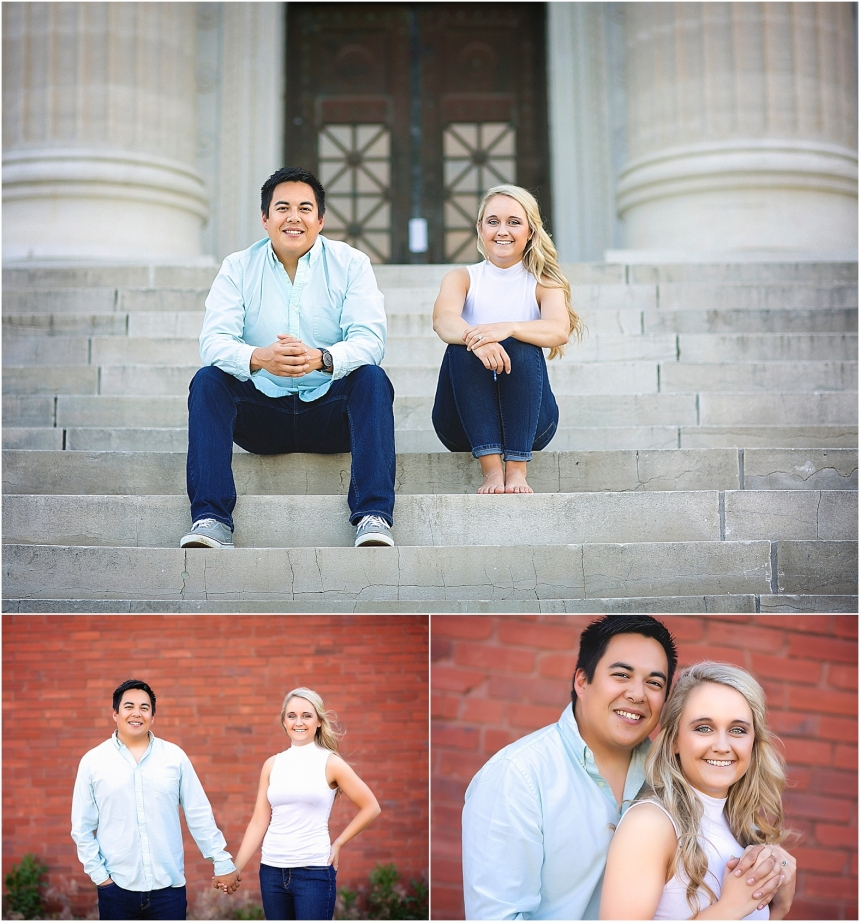 Tags Engagement Kansas Photographer Wedding Natural Light Photography Salina